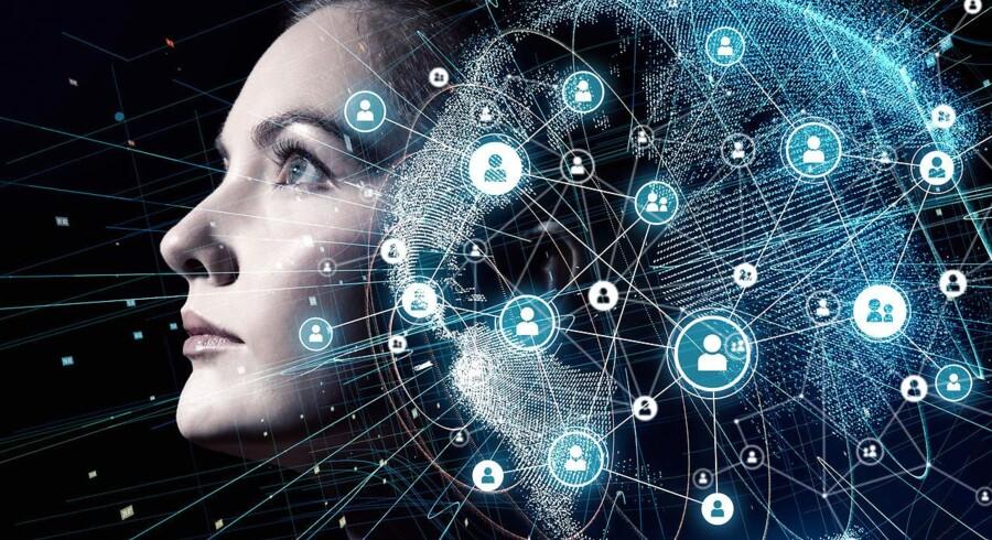 Den britiske bank HSBC vil fremover bruge kunstig intelligens-teknologi for bedre at kunne opdage svindel, hvidvask og finansiering af terror.