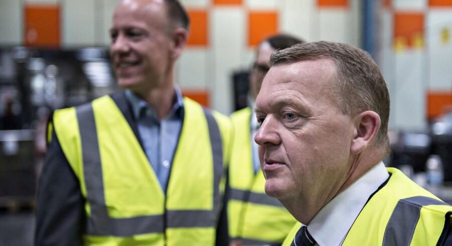 For fremtidens kriminelle og terrorister rummer ny teknologi også nye muligheder for at skade det danske samfund, erkender Lars Løkke Rasmussen.