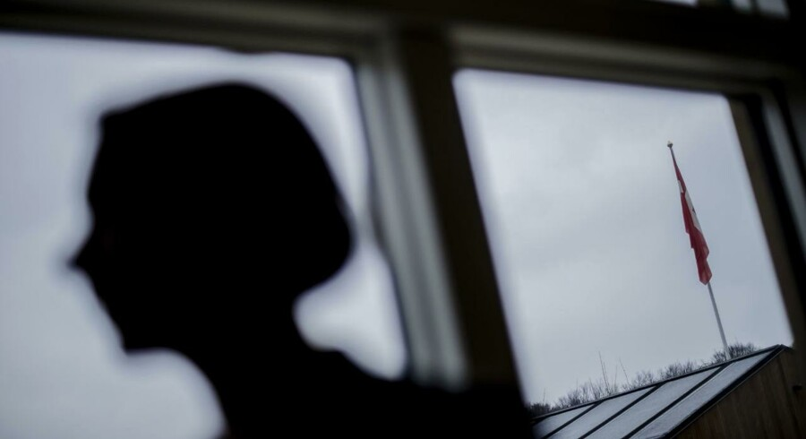 Malene Jensen er gravid med barn nummer to, og hun håber, at hendes karriere kan komme tilbage på sporet, når hendes anden barselsorlov er overstået. Foto: Michael Drost-Hansen