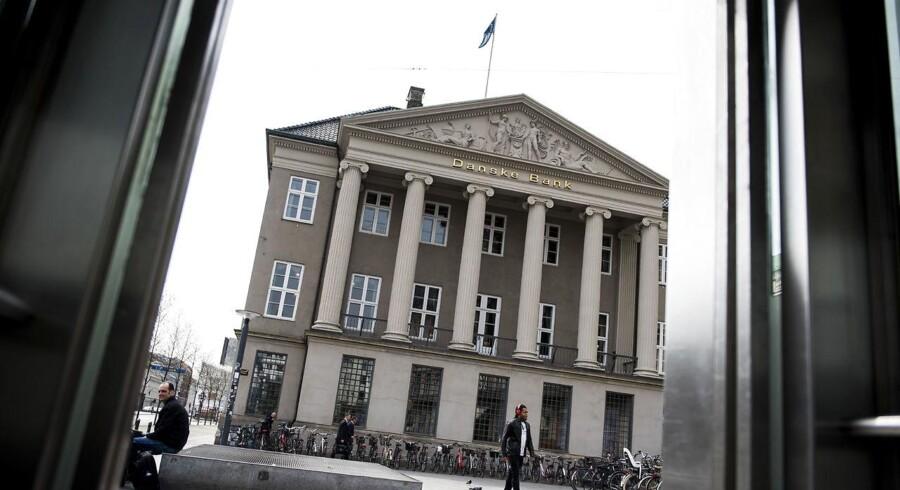 Sagen om Danske Banks hvidvaskning i Estland kan komme til at koste landets største bank alt fra 2 mia. kr. og op til 30 mia. kr.