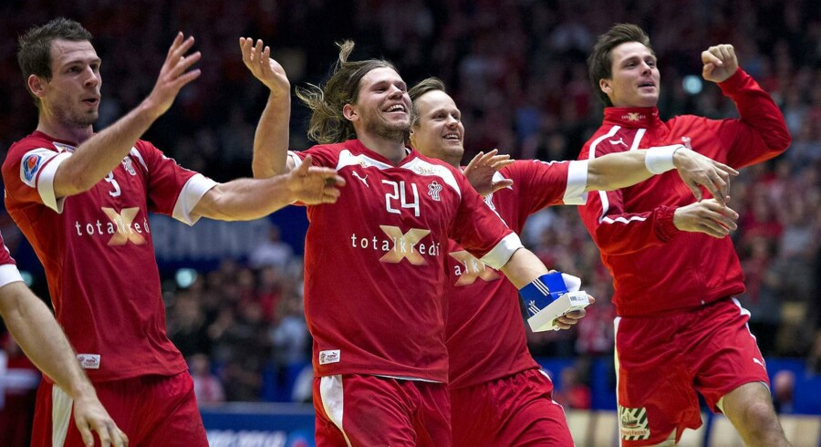 Danmark vandt 24-19 over Norge, og landsholdet skal igen i kamp lørdag mod Polen.