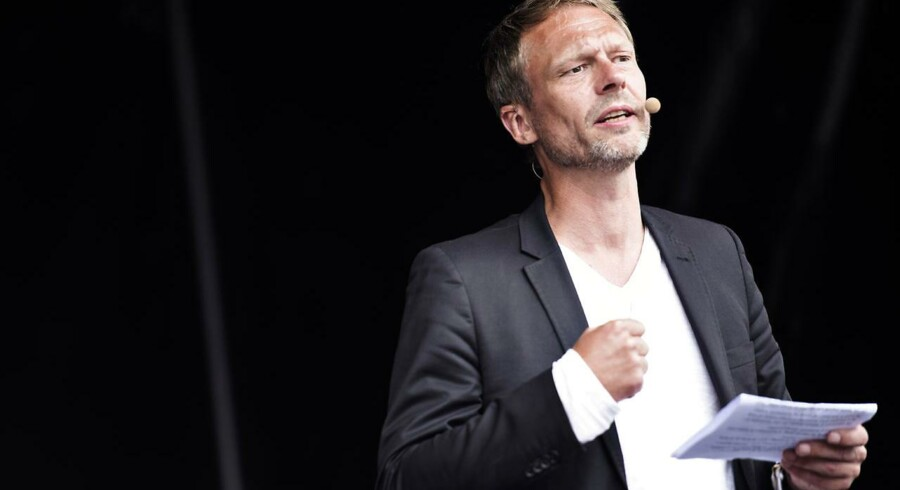 Kulturborgmester i København, Carl Christian Ebbesen (DF).