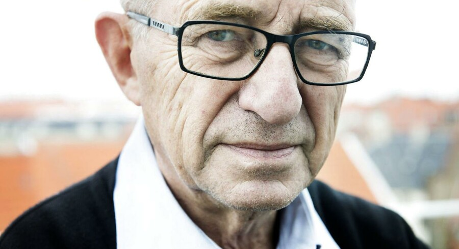 Søren Krarup, politiker og præst.