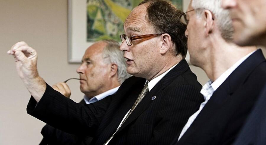 ARKIVFOTO: Tidligere Parken-direktør Jørgen Glistrup er rystet over den dom, der torsdag blev slået fast i Østre Landsret.