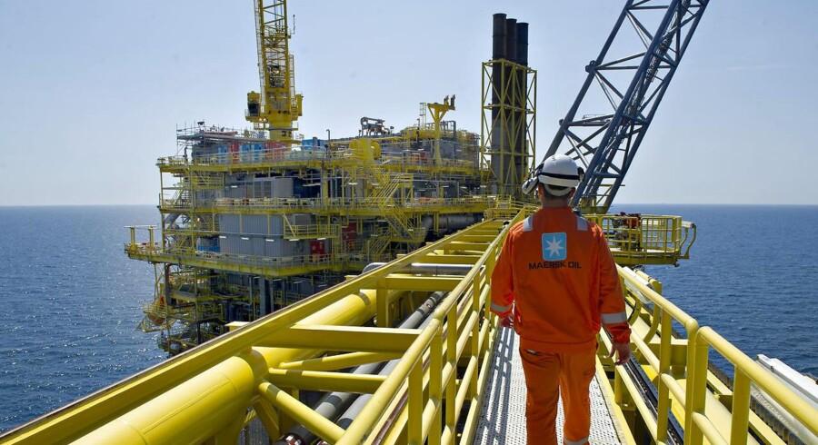 »På trods af Parisaftalen vil en stor del af verdens energibehov stadig være dækket af olie og gas i 2050.«