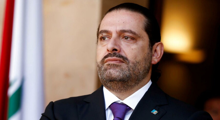 Arkivfoto. Den libanesiske premierminister er ikke fanget, mener Frankrigs udenrigsminister. Libanon vil have ham hjem.