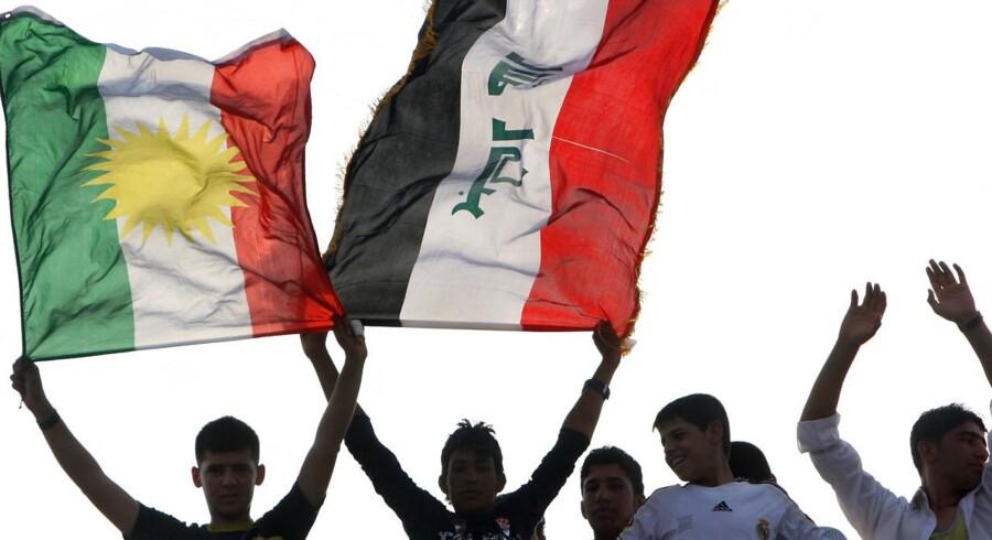 Arkivfoto. Efter kurdernes afstemning om løsrivelse afgør Iraks højesteret, at ingen regioner kan erklære uafhængighed.