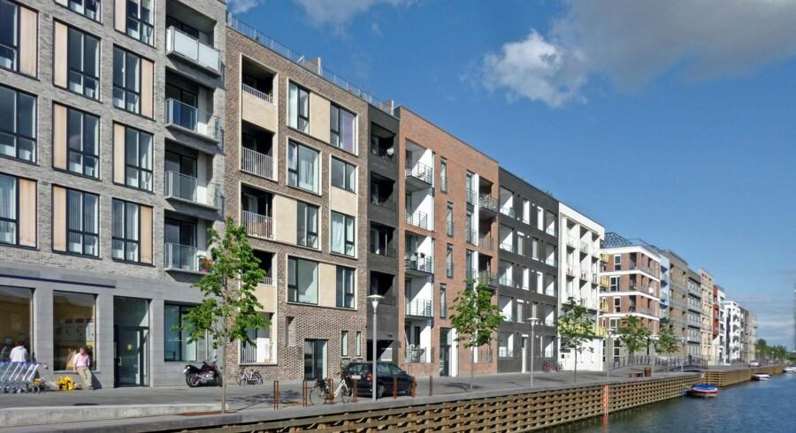 NIAM har været så længe i Danmark, at selskabet ikke længere blot optræder som køber. I 2016 solgte selskabet f.eks. boliger for næsten en mia. kr., heriblandt nogle af de meget eftertragtede boliger i Sluseholmen. Foto: Flickr/Payton Chung