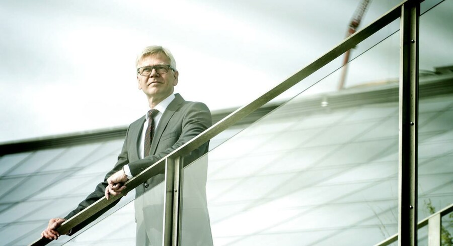 DI's direktør Karsten Dybvad er nervøs for, at Liberal Alliances krav om lavere topskat kan afspore forhandlingerne om en 2025-plan for dansk politik. Free/Hans Soendergaard