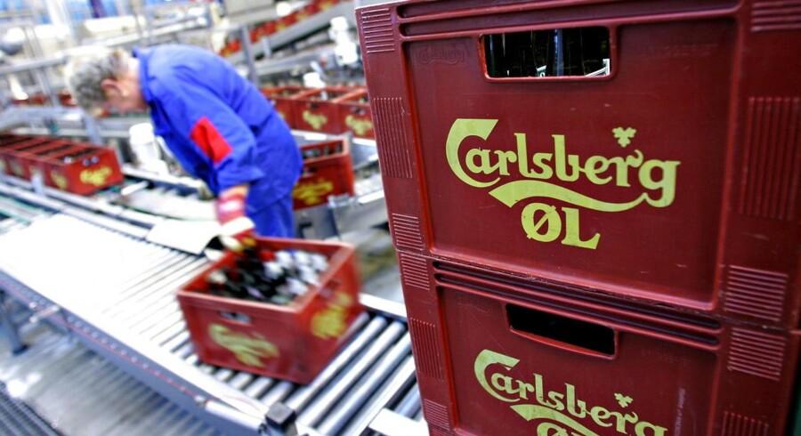 Arkivfoto. Den danske bryggerikoncern har luret, hvor man kan tappe fuldfede profitter ud af det pressede marked.