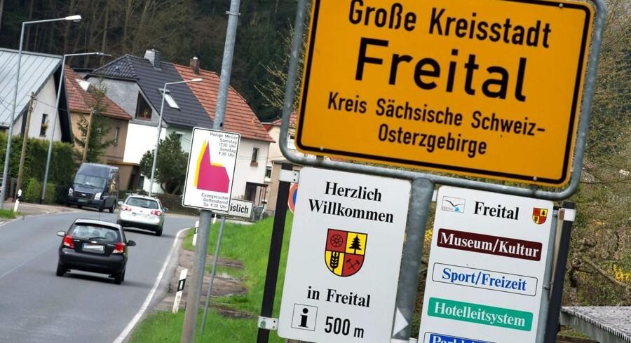 Gruppen skulle være opkaldt efter forstaden Freital