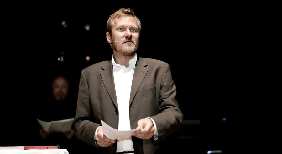 ARKIVFOTO. Kasper Holten.