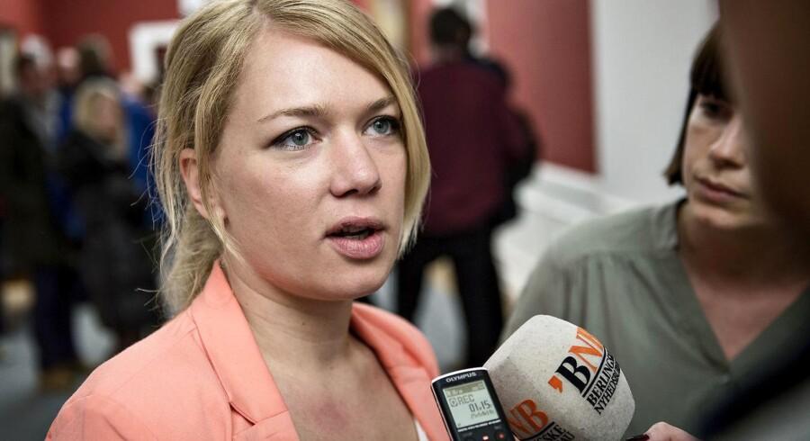 »Danske Bank har på ingen måde handlet ansvarligt og burde have indset, at der var noget råddent i gære,« siger SF's finans- og erhvervsordfører, Lisbeth Bech Poulsen. Arkivfoto.