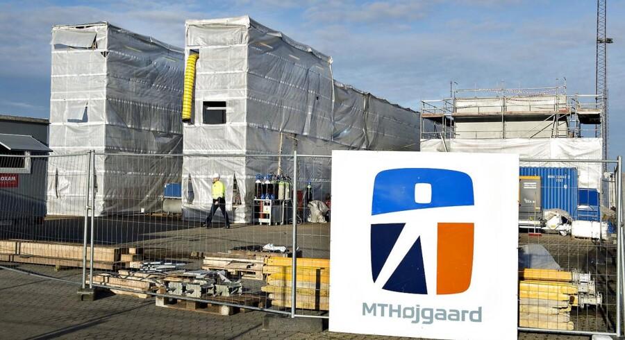 MT Højgaard beretter om et fald i omsætningen på 30 pct.