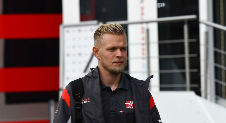 Kevin Magnussen. Foto: Grand Prix Photo