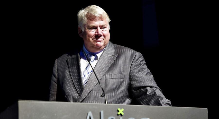 Jørgen Mads Clausen er bestyrelsesformand i den sønderjyske virksomhed Danfoss, som hans far, Mads Clausen, har grundlagt.