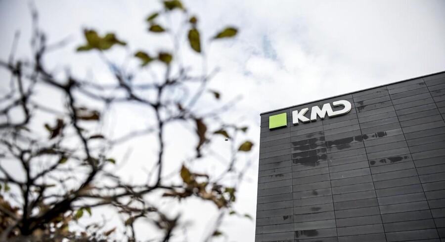 KMD har haft et hårdt 2017, og det kan ses i regnskaberne. Arkivfoto: Mads Claus Rasmussen, Scanpix