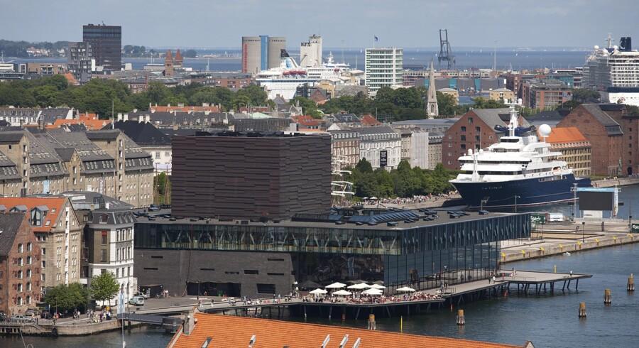 København har nogle af verdens højeste leveomkostninger målt på et bredt antal parametre. Colourbox