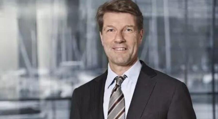 Jørn Jacobsen vender tilbage som dansk landechef for den tyske softwaregigant SAP. Foto: SAP