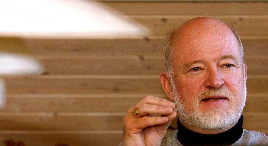 Børnepsykolog, John Halse. Arkivfoto.