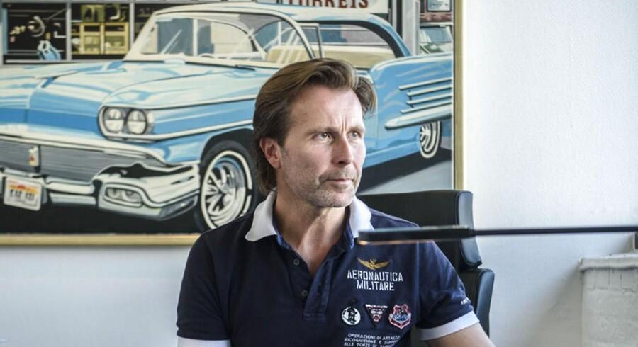 Bilforhandler Michael Randrup har kæmpet med Skat i 9 år. Nu skal han betale 90.000 kr. for at klage over afgørelse fra Skat, som allerede er blevet underkendt.