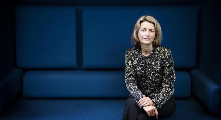 Topchef i KMD, Eva Berneke