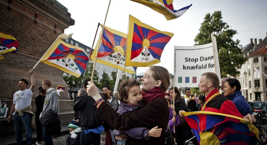 """Tibetkommissionen mener, at """"de pligtstridige handlinger ikke har en sådan grovhed"""", at man kan gøre et disciplinært ansvar gældende for dem."""