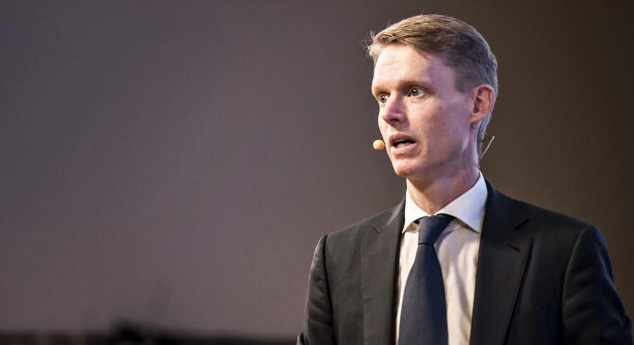 Dong Energys CEO Henrik Poulsen.