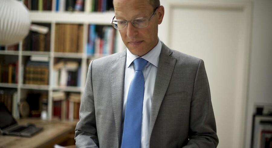 Jesper Rangvid, professor ved CBS.