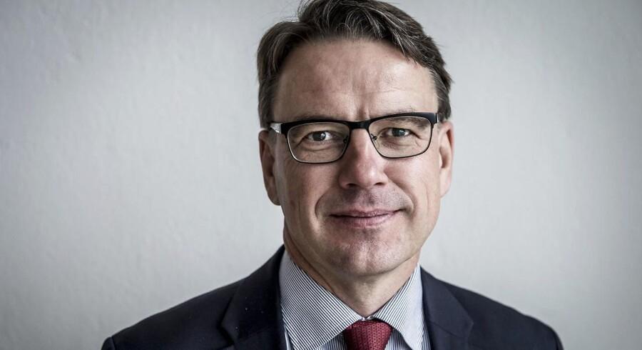 »Det er det dårligst mulige signal, som Danmark kan sende i øjeblikket,« konstaterer den nytiltrådte generalsekretær i Dansk Flygtningehjælp, Christian Friis Bach.