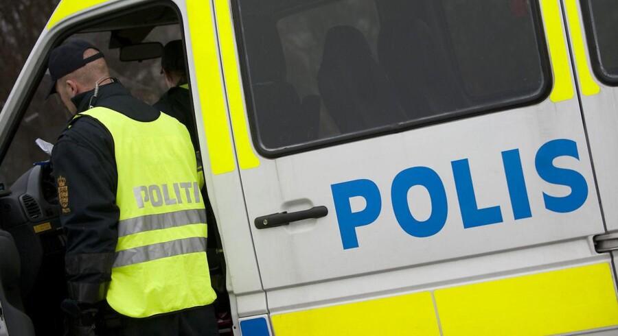 Den svenske efterretningstjeneste Säpo udspionerer ifølge det svenske medie Dagens Nyheter mod en terrorcelle i Sverige. Arkivfoto.