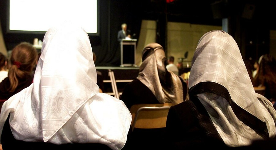 Bertel Haarder gæstetaler om Etnisk ungdom og fremtiden.