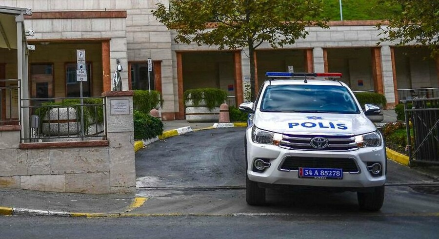 Tyrkisk politi har anholdt 101 personer, der mistænkes for at have tilknytning til Islamisk Stat.