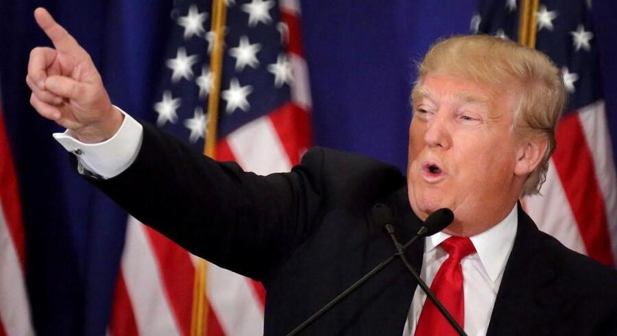 Det meste er endnu engang vendt op og ned i det amerikanske valg. Tiden er ved at løbe ud for de republikanske modstandere af Donald Trump.
