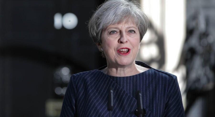 Den britiske premierminister forsikrer, at EU-forhandlinger kan afsluttes inden for to år.