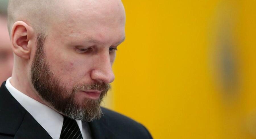 Anders Behring Breivik får ikke lov at anke en tidligere afgørelse om sine rettigheder som fængslet.
