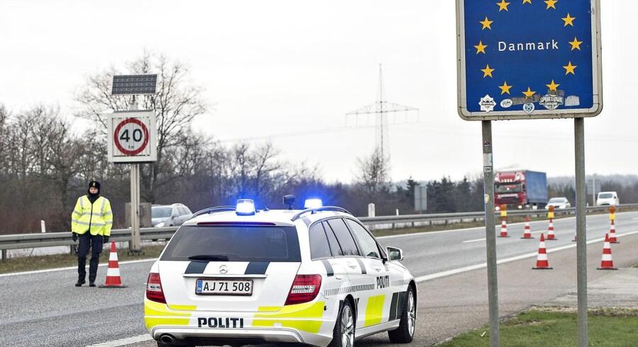 138 østeuropæiske statsborgere blev sidste år sigtet for at have trodset et indrejseforbud.