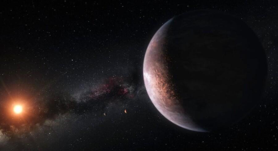 Rumforskeres søgen efter liv i fjerne galakser er blevet bremset, fordi de mangler nødvedige komponenter til deres computere. Komponeneterne, der også bruges til mining af kryptovaluta, er udsolgte.
