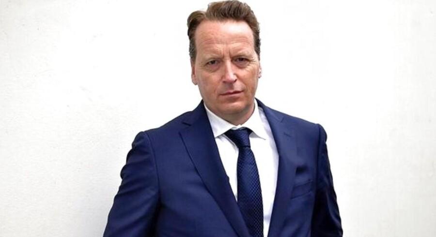 Peter Sonne Joensen, direktør i Probana.