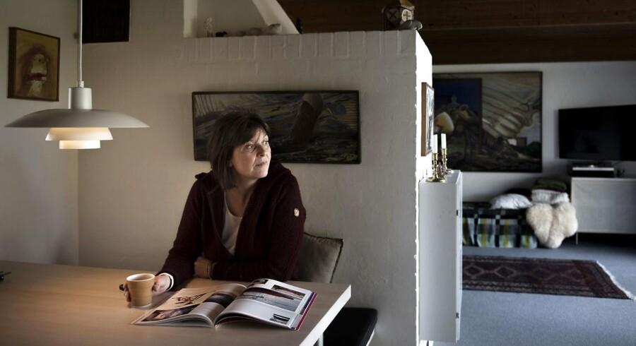 Birgitte Berg-Munch har haft indbrud i sit hjem i december 2014