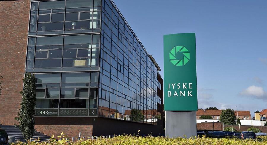 Arkvifoto: Dansk økonomi kommer til at udvikle sig endnu bedre i år end oprindeligt forudset, mener Jyske Bank.