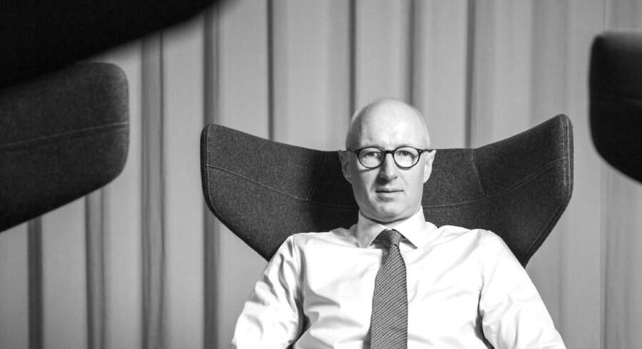 Administrerende direktør i Novo Nordisk, Lars Fruergaard Jørgensen, og resten af medicinalkæmpen lå øverst i dagens C20-index.