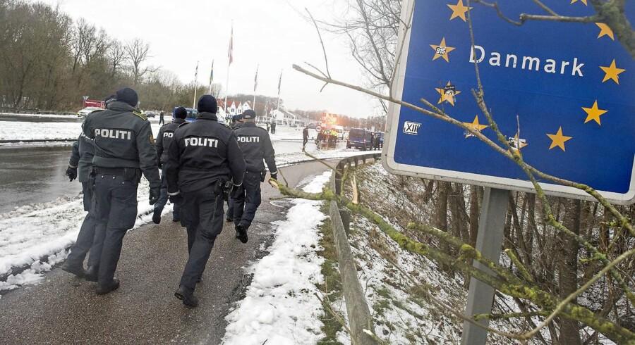 Tyskland indfører såkaldt »fleksibel grænsekontrol« mellem Tyskland og Danmark i anledning af G20-mødet i Berlin.