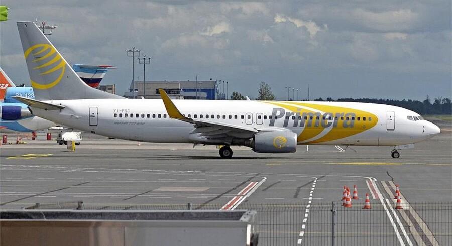 Primera Air. Foto: PR