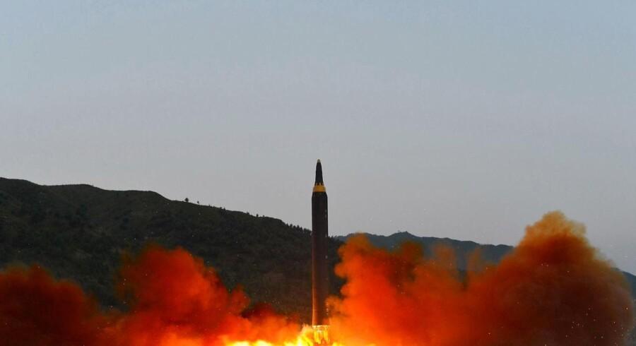 FNs patentkontor i stormvejr efter en sag om nervegas og Nordkorea.