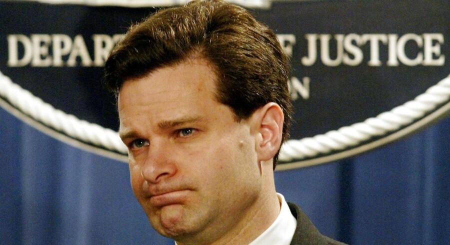 Christopher A. Wray bliver ny FBI-direktør - hvis Kongressen vil godkende ham. REUTERS/Molly Riley/File Photo