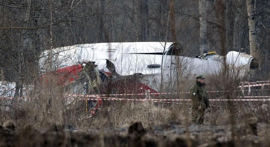 To danske retsmedicinere skal være med til at genobducere 83 ofre for den polske flykatastrofe i Rusland i 2010, hvor blandt andre den daværende polske præsident og en lang række af landets spidser omkom.