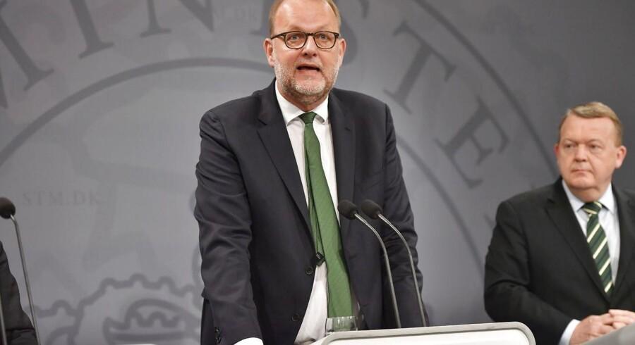 I 2024 skal partierne bag en energiaftale iværksætte de tiltag, der sikrer, at Danmark når energimål. (Foto: Thomas Sjoerup/Ritzau Scanpix)