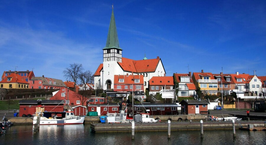 Mødereferater og lignende er blevet krypteret af hackere, da en medarbejder i Bornholms Kommune er kommet til at trykke på et inficeret link.