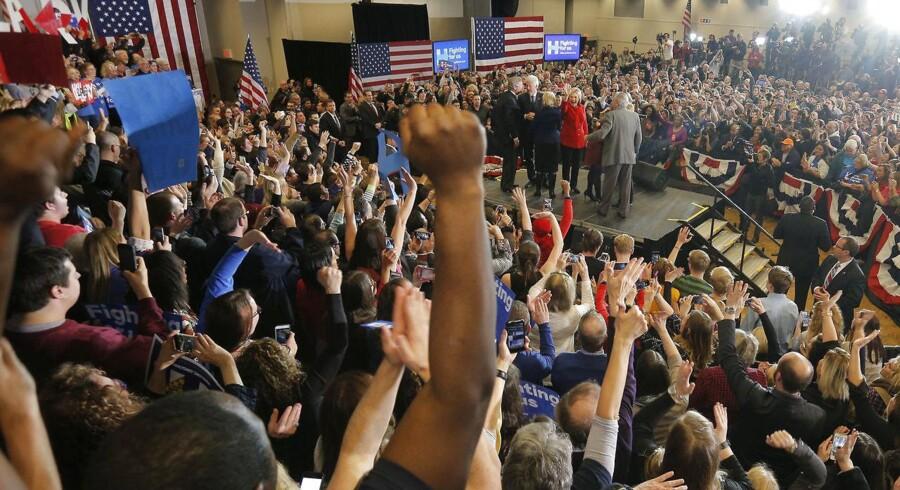 Ganske vist er interessen for valget i Iowa mere af symbolsk betydning end reelt. For det er langt fra altid, at Iowa stemmer den kandidat, der i november endelig bliver USAs næste præsident, ind på førstepladsen. Faktisk skal man på republikansk side 16 år tilbage i tiden, før staten stemte på den endelige vinder.